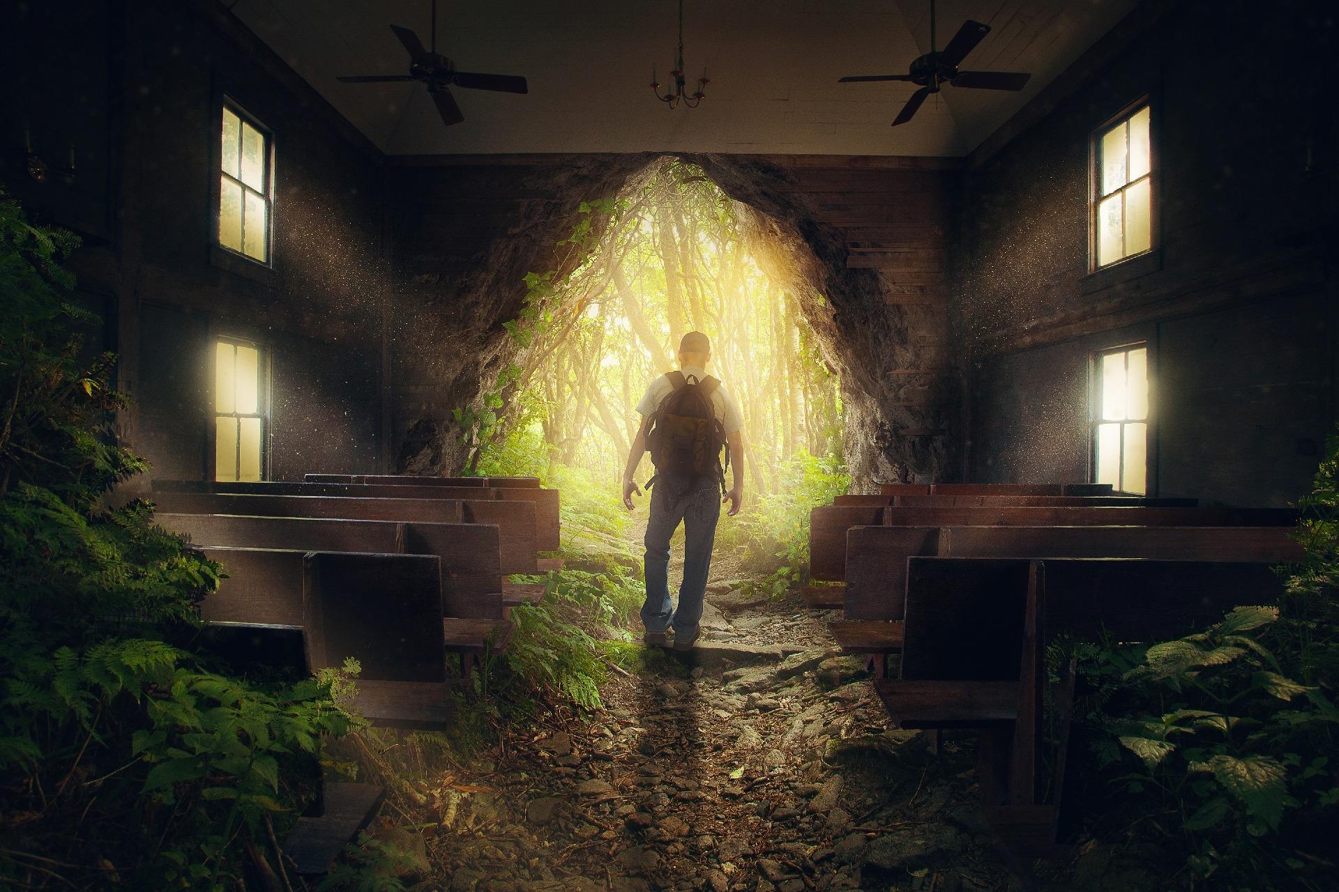 BETA40: How Do I Plant a Phygital (TM) Church (in 3 Not So Easy Steps)
