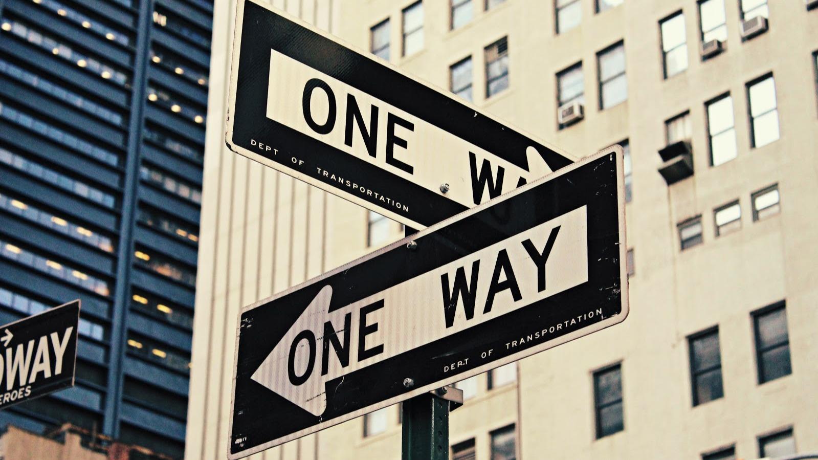 Is Social Media a One-Way Street?