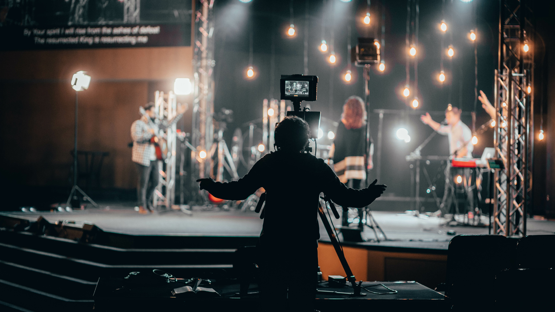 Lessons for Church Online