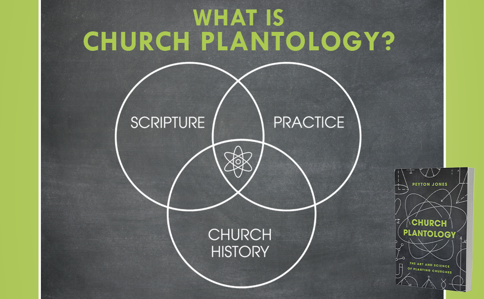 PODCAST 129: Church Plantology - A Convo with Peyton Jones