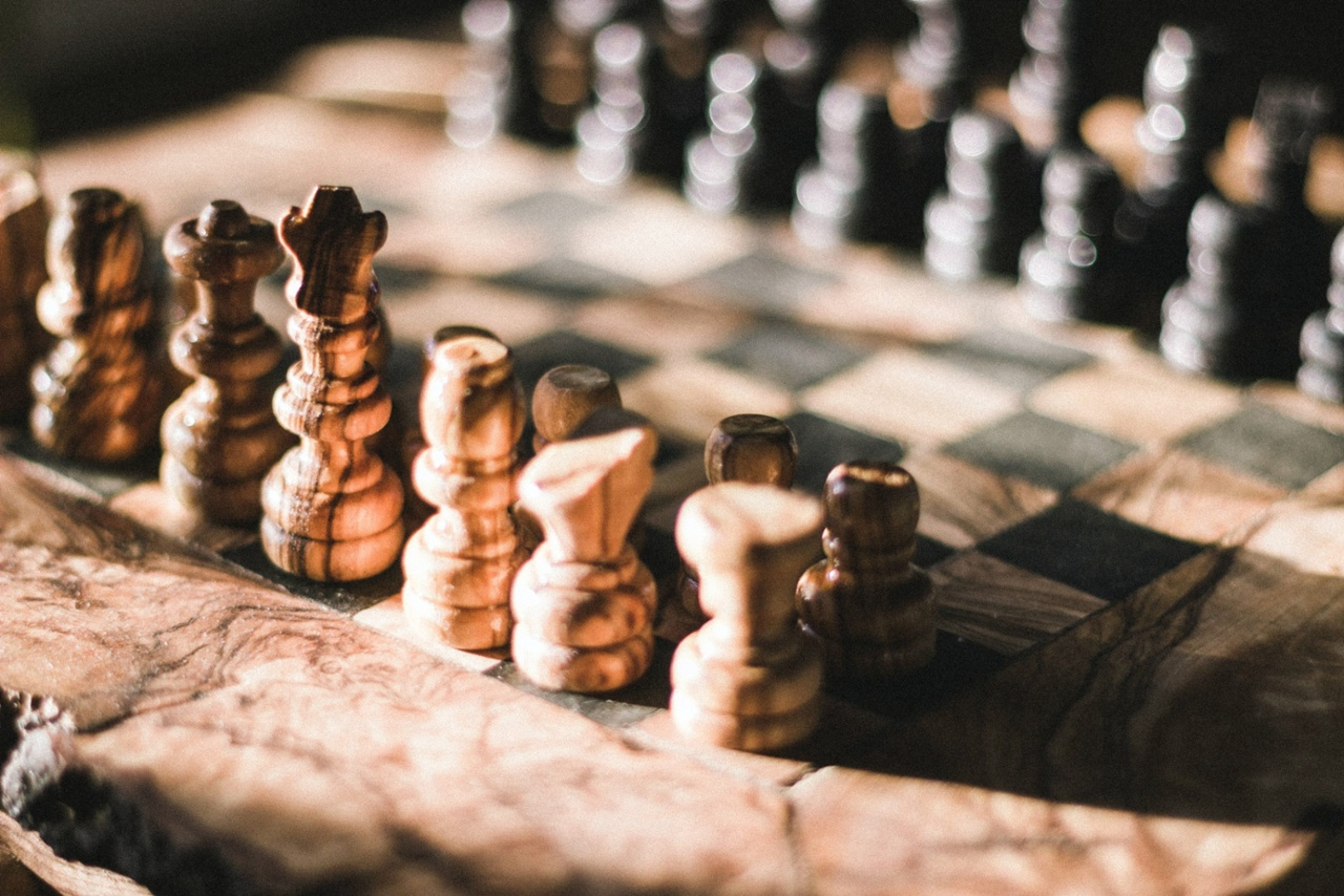 The Church is a Chess Set